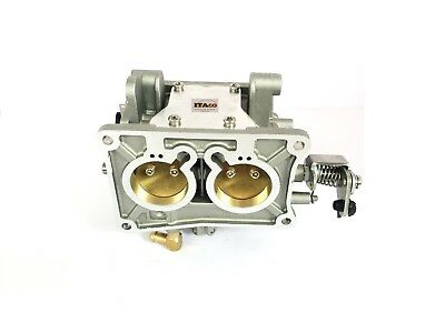 6F6-14301-04 01 - 05 6F5-14301-0 Carburetor Assy For Yamaha Outboard E40 40HP 2T