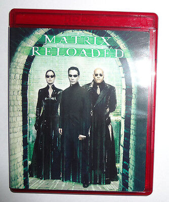 Matrix Reloaded  [HD DVD]  [Note : You need a HD DVD Player to play this Movie]