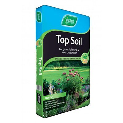 Westland Specially Selected And Graded Top Soil 35L
