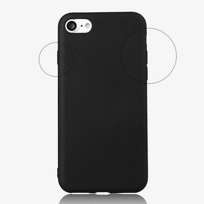 1*Fashion Solid Color TPU Soft Ultra-thin Back Case Cover for Iphone 8 Plus Hot