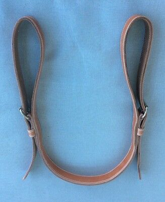 False Leather Belly Band for Cart / Harness Heavy Horse - New