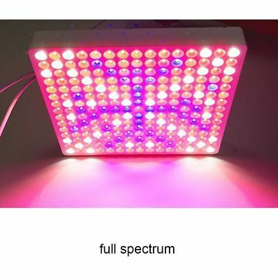 Full Spectrum 500W Plants Grow Panel Light Kit for Plant Vegs Hydroponics Grow