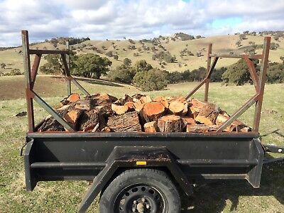 0.5m³ Firewood Hardwood - Free Melbourne Metro Delivery