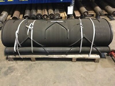 Rear belt for Doppstadt AK430 high speed shredder
