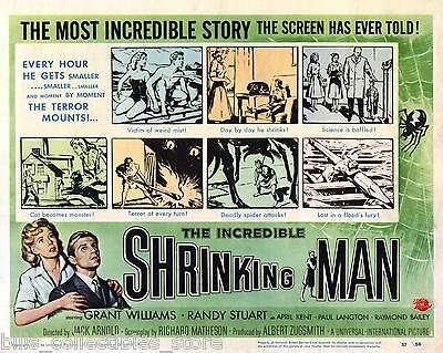 "The Incredible Shrinking Man 8X10"" Photo #E6487"