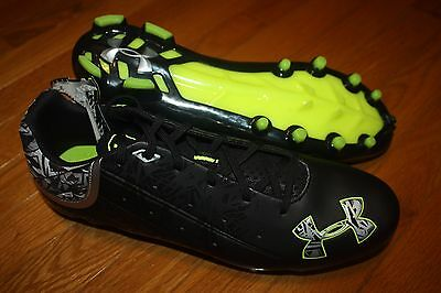 Brand New In Box Men's UA Under Armour Banshee Low MC Lacrosse Cleats 1250089