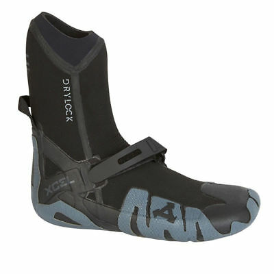 Xcel Drylock 7mm Round Toe Wetsuit Boots Mens Unisex Surfing Watersports Surf