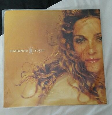 Madonna rare Frozen UK 12""