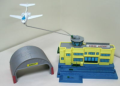 Thomas & Friends, Trackmaster, Sodor Airport with Jeremy & Hanger, Hit Toy, 2006