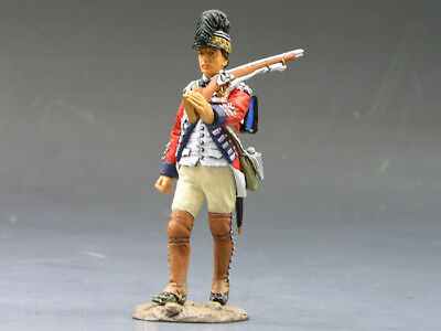 King and (&) Country BR061 - Marching Rifleman - Retired