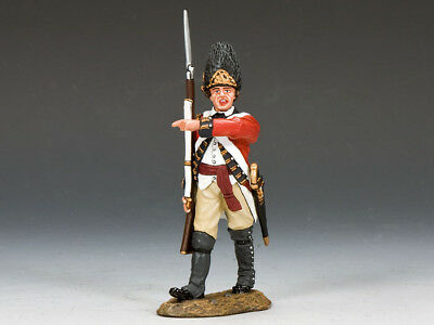 King and (&) Country  BR085 - Marching Officer