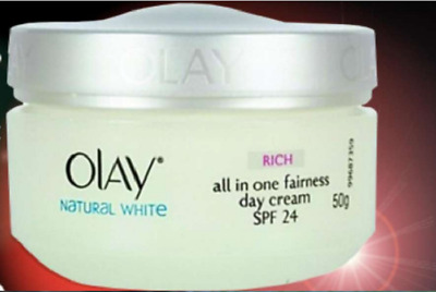 Olay Natural White All in One Fairness Skin Whitening Day Cream 50 g 1.8 oz