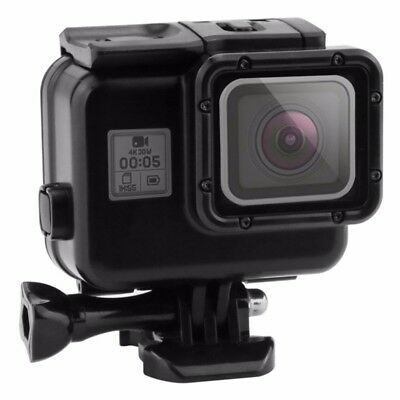 Waterproof Case for GoPro HERO5 HERO 5 HERO6 Dive Housing  Underwater Case BK