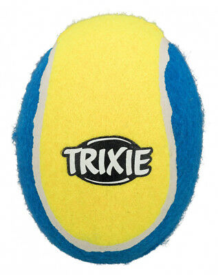 Tennis Rugby Ball Dog suitable version without glass fibres 12 cm rubber filling