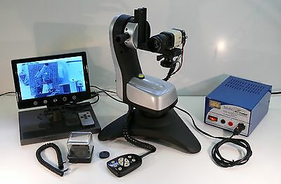 Multi View Mount with CCD Camera complete equipment Acuter Merlin Mount