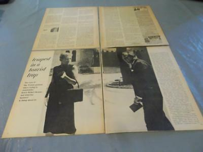 Grace Kelly  vintage  clipping  #28