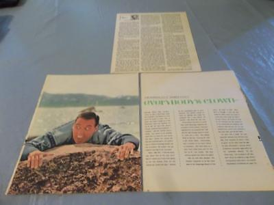 Jim Nabors  vintage  clipping  #28