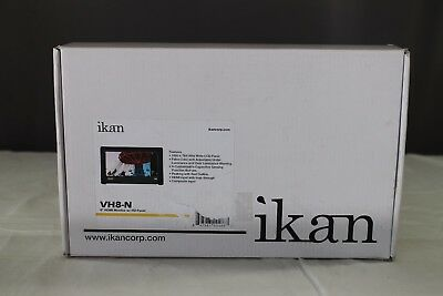 Ikan VH8-N VH8 with Nikon EN-EL15 Battery Plate [Black] NEW NIB