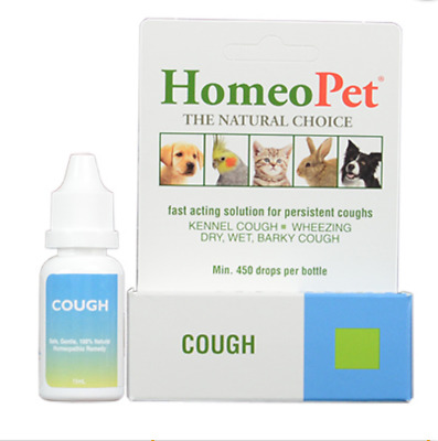 HP Relief from Dog kennel cough, bronchitis & other types of persistent coughs