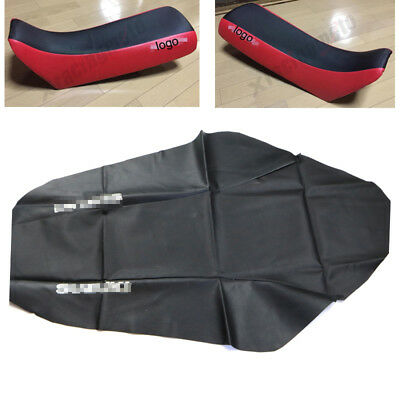 Gripper Soft Motorcycle Seat Cover For Suzuki DRZ400E DRZ 400S/SM 2000-2016