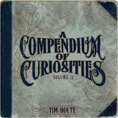 Tim Holtz Idea Ology Book A Compendium Of Curiosities Vol 2 TH-93018
