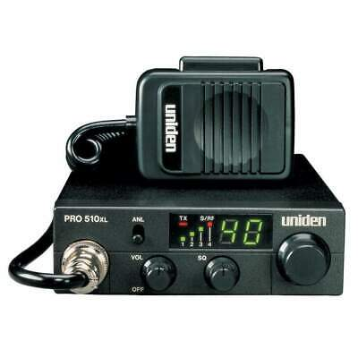 Uniden PRO510XL CB Radio with 7 Watt Audio Output #PRO510XL