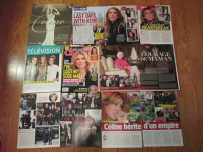 Celine Dion 109 Clippings