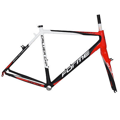 Forme Calver X Pro Cyclocross Road Frameset with Full Carbon Fork