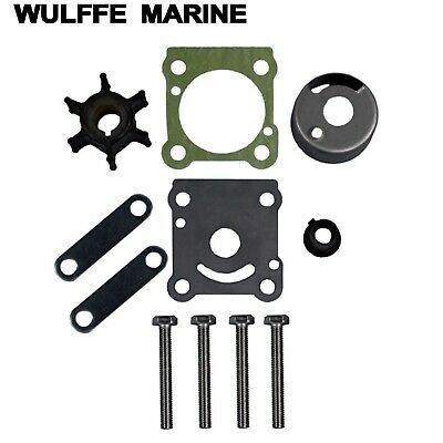 Water Pump Impeller Kit for Yamaha Outboard 6 & 8 Hp 6N0-W0078-A0-00, 18-3460