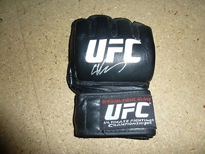 Cain Velasquez Official UFC Century MMA Glove Pride Bellator Strikeforce