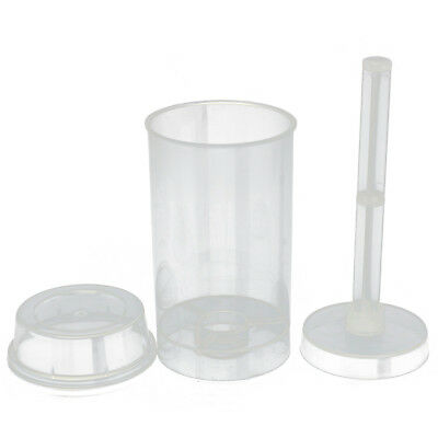 50x Cakes Dessert Push Up Pop Containers Shooter Pop for Party Use U1P1 N3U K8S0
