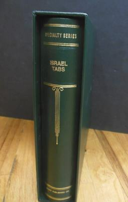EDW1949SELL : ISRAEL Beautiful quality  VFMNH collection of tabs cplt 1954-1985