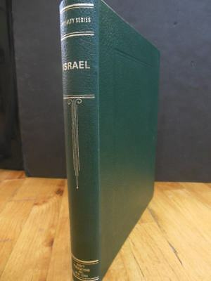 EDW1949SELL  ISRAEL Beautiful all VFMNH collection in Scott album cplt 1948-1970