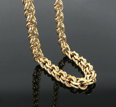 Vintage Tiffany & Co. 14K Yellow Gold Heavy Necklace