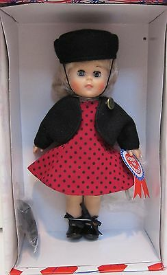 Vogue Ginny Doll~GINNY FOR PRESIDENT~PRESS CONFERENCE~ NIB