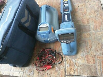 Radiodetectionspx cable pipe locator RD8100 PDL& tx10