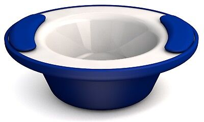 Keep Warm Meal Food Soup Bowl Plate Kitchen Eating Aid Disabled Elderly Nonslip