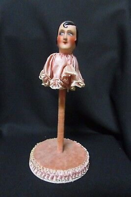 Antique Half Doll related Hat Stand