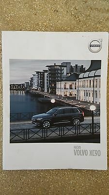 Catalogo Volvo Xc 90 , Original