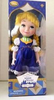 Disney Store ''it's a small world'' HOLLAND  Singing Doll - 16'' new in box