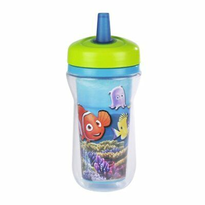 The First Years Insulated Straw Cup - Finding Nemo - 9 oz New