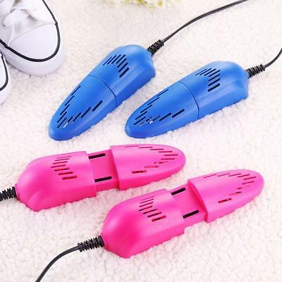 Electric Shoes Dryer Warmer Footwear Drying Heater nice Odor Deodorant Device A