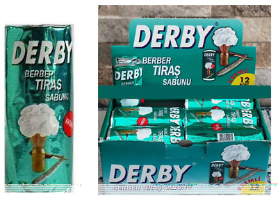 Derby Shaving Soap Sticks Excellent Lather -