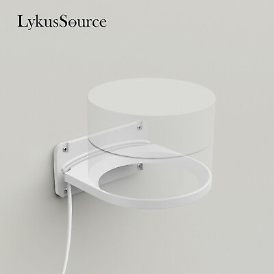OFFICIAL LykusSource Google WiFi Wall Mount Bracket with Cord Organizer (1-Pack)