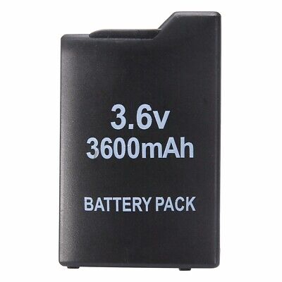 3600mAh 3.6V Replacement Battery Pack Rechargeable For Sony PSP 1000 Console
