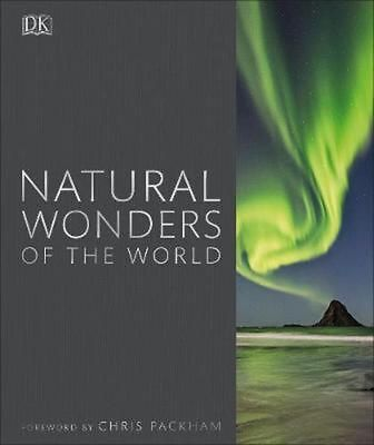 Natural Wonders of the World by Dk Hardcover Book