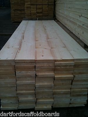 SCAFFOLD BOARDS/PLANKS 3m/10ft UNGRADED £10.50 EACH. DELIVERY AVAILABLE