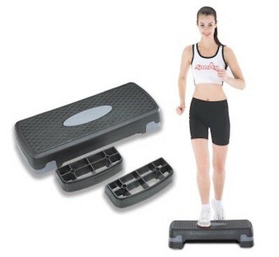 ADJUSTABLE AEROBIC STEPS... PP STEP now only $35 with Risers