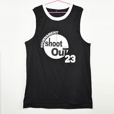 Birdie #23 Above The Rim Movie Shoot Out Basketball Jersey