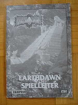 Earthdawn FÜR SPIELLEITER – DEUTSCH - FASA FANPRO Barsaive Fantasy Production